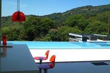 Espectacular finca, piscina, sol, - Copacabana