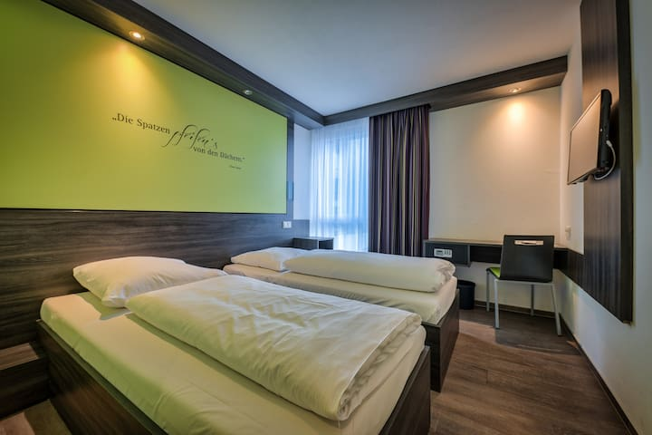 Economy-Hotel Ulm