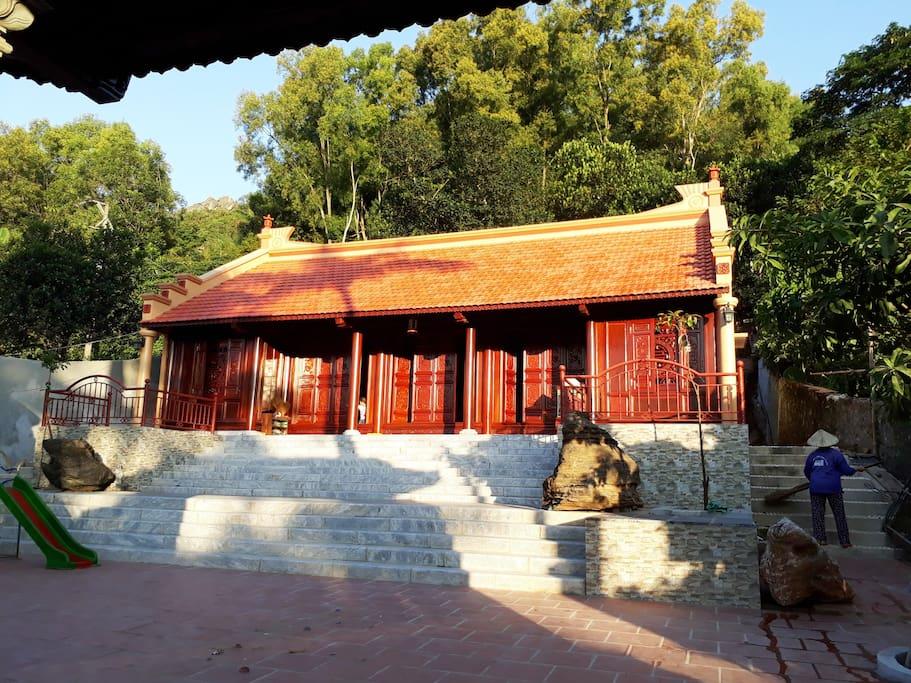 Kinh ethnic traditional house