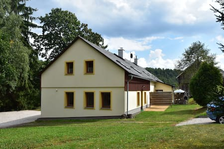 Spacious Holiday Home in Lampertice with Swimming Pool