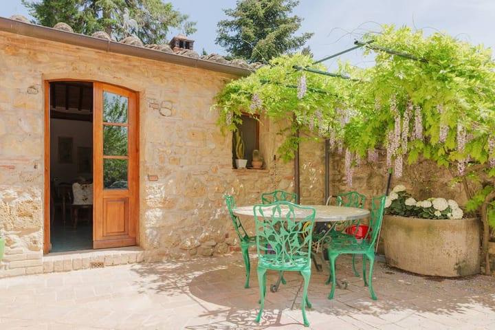 ❀Peace&Relax in Chianti area: Casa degli Ulivi☼