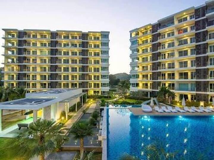 หัวหิน(Hua Hin)-The sea Condominium คอนโดติดทะเล