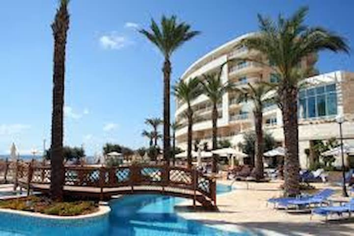 Radisson Sea View timeshare Golden Sands.