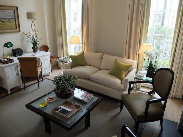 Designer's 2 bed flat in the heart of Belgravia - London - Flat
