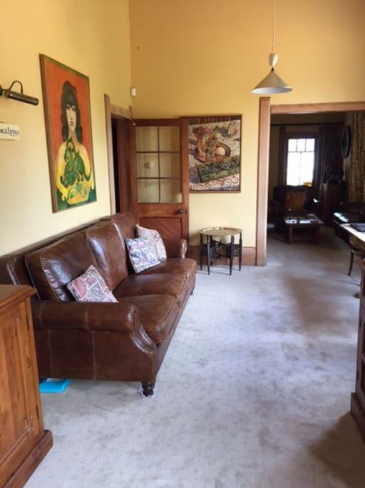 2nd lounge.