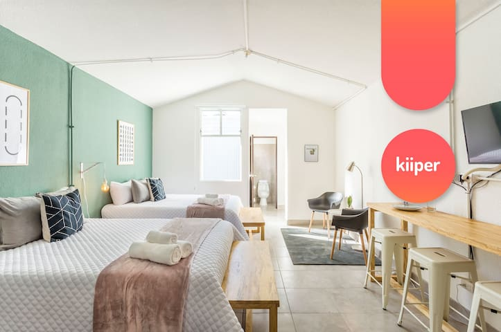 kiiper   Sun-filled Family Apartment   4 PPL