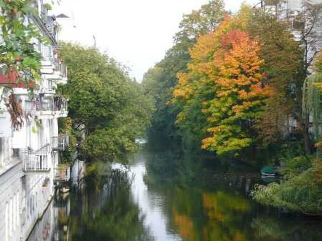 *City Wohnung* Reeperbahn NDR Hamburg 4 Personen