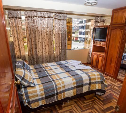 Cusco'sHome2:apartamento+agua caliente+wifi+cocina