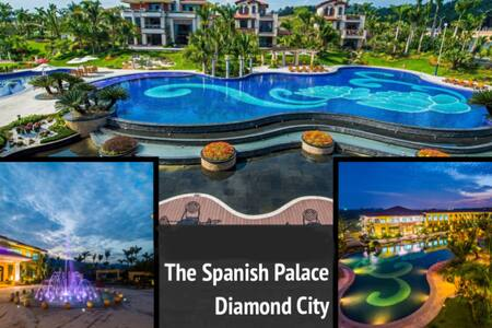 5 Star Spanish Palace@Semenyih Broga 豪华设计西班牙别墅