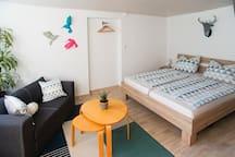 Neu renoviertes Apartment im Münchner Vorort