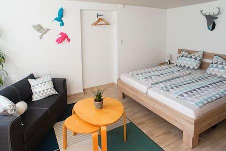 Ruhiges Apartment im Münchner Vorort