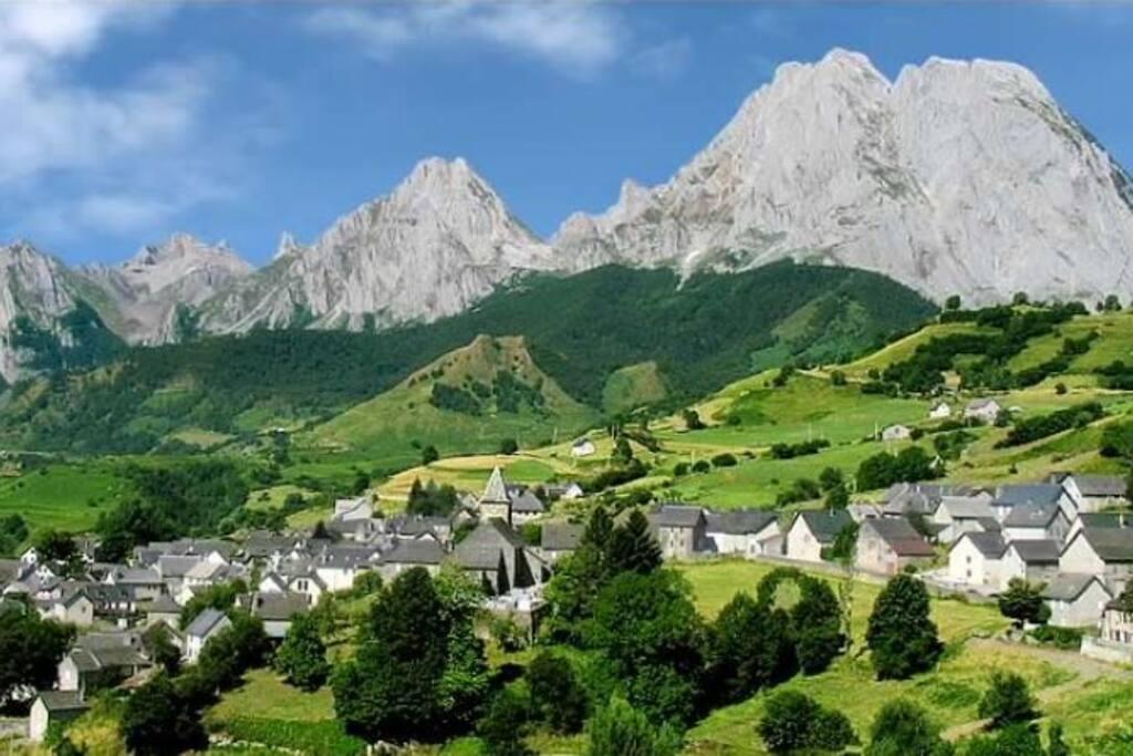 Notre beau village de lescun