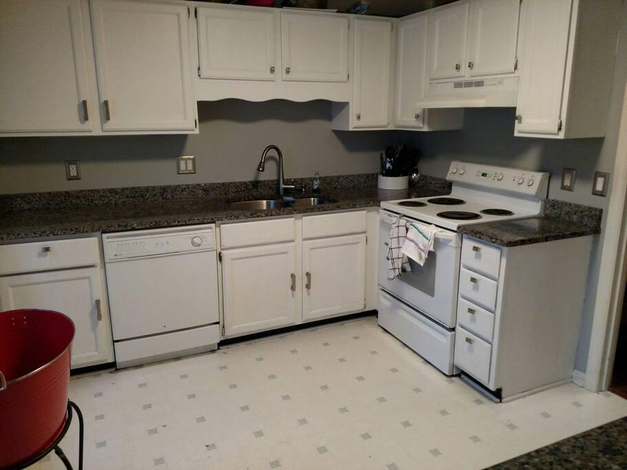 Common area - Kitchen