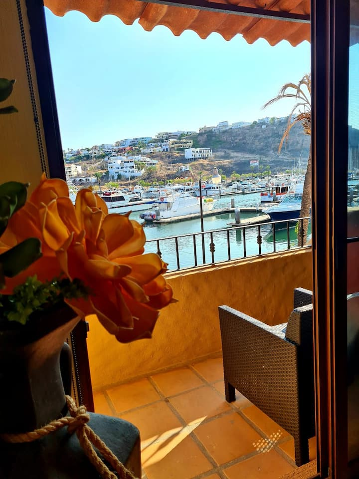Rincón Frida - Hermosa Vista a la Marina