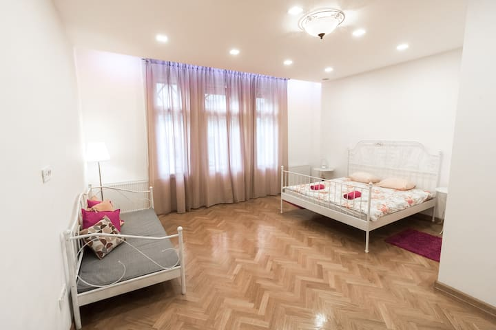 Beautiful Room in the Zagreb Centre III