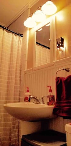 The Stay Cozy Cabin: 1 BR, 1 Private BA