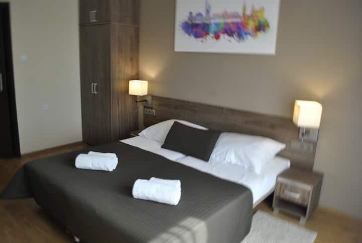 Hotel Zakliki - pokój 2 osobowy