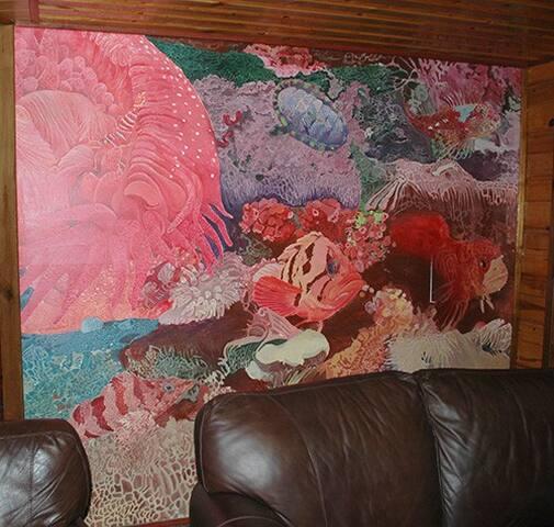 Quadra Island Lodge BnB-Room 6-Private Single Room