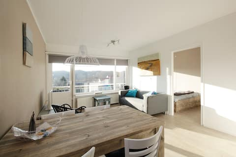 Apartment close to beach and dunes