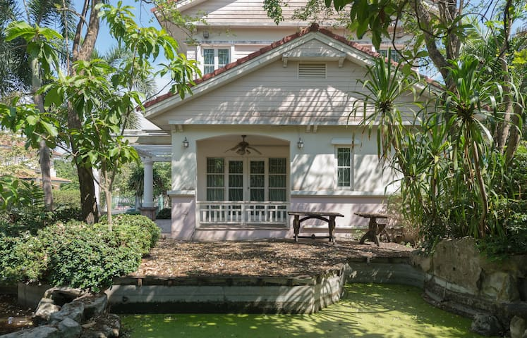 House Near Suvarnabhumi Airport - Bangkok - House