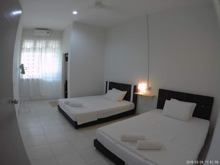 FR 3 - Family Room near Ulek Beach Resort