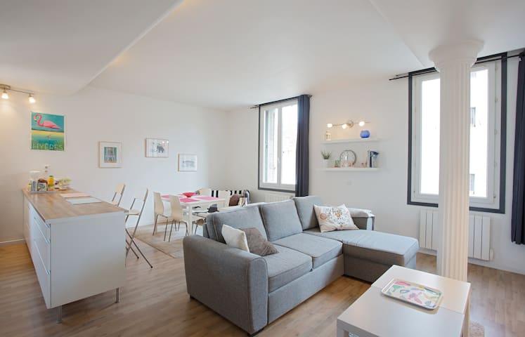 Au cœur du mourillon ! - Toulon - Appartamento