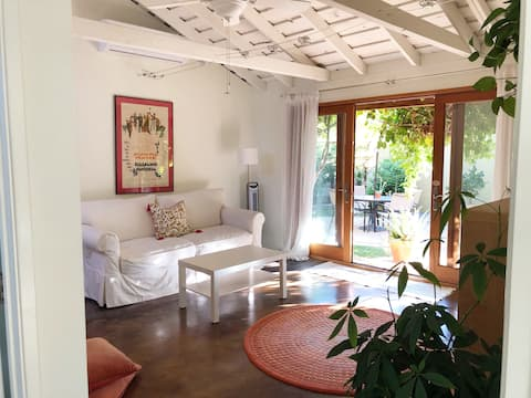 LAX Garden Bungalow/Private+Safe Oasis/Staycation