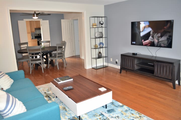 One Block from Balboa Park! Roomy and Unique 2 BR!