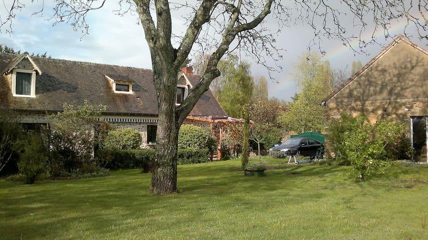 maison pour la semaine des 24h du Mans - Yvré-l'Évêque