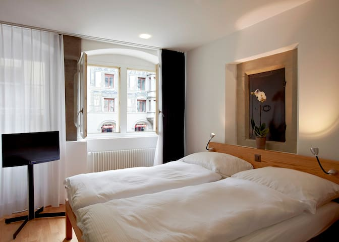 Altstadt Hotel Le Stelle - Double Room with Courtyard View