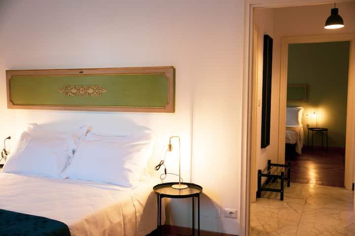 Palazzo Pasta Malpensa Appartamento Family Suite