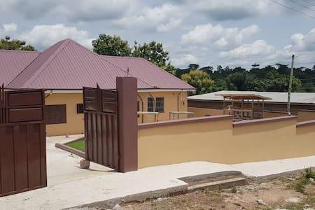 Serene Asante Village Home - Ghanaian hospitality