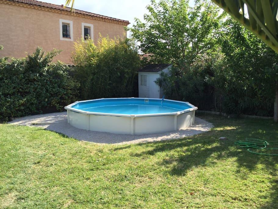 Chambre cosy dans maison avec jardin et piscine maisons - Chambre d hote marseille avec piscine ...