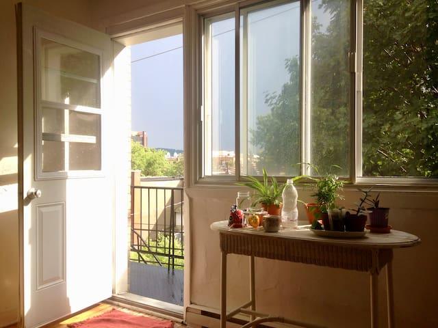Apartment close to Marche Jean Talon