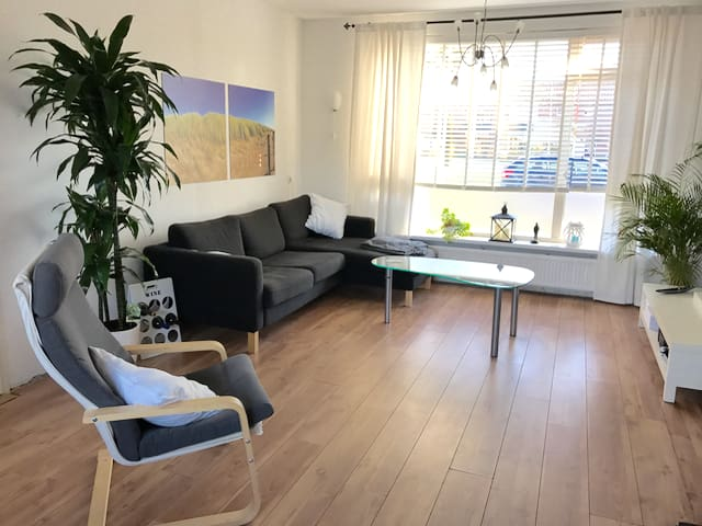 Comfortable rooms, close to center/trainstation - Doetinchem - House