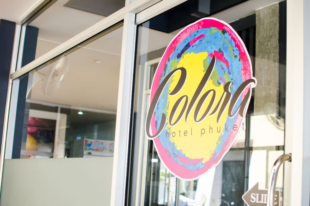 Colora, a new style at Patong Beach