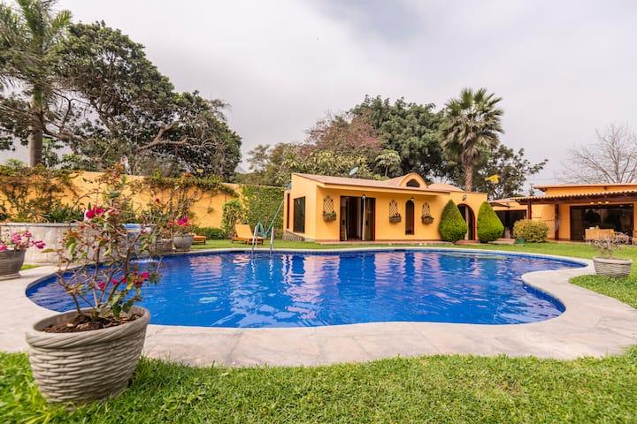 Vacation Home Cieneguilla