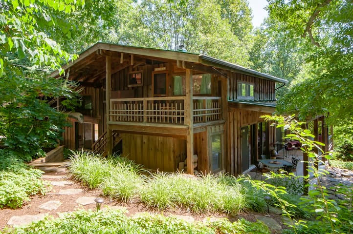 Buck Creek Studio~ Hidden in  Blue Ridge Foothills
