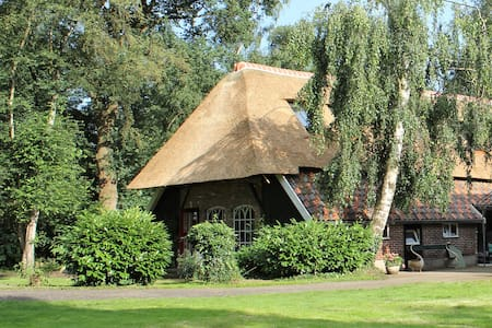 Holiday home in the heart of the Achterhoek.