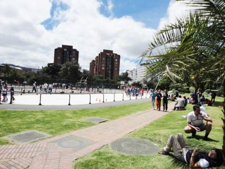 Parque Sauzalito