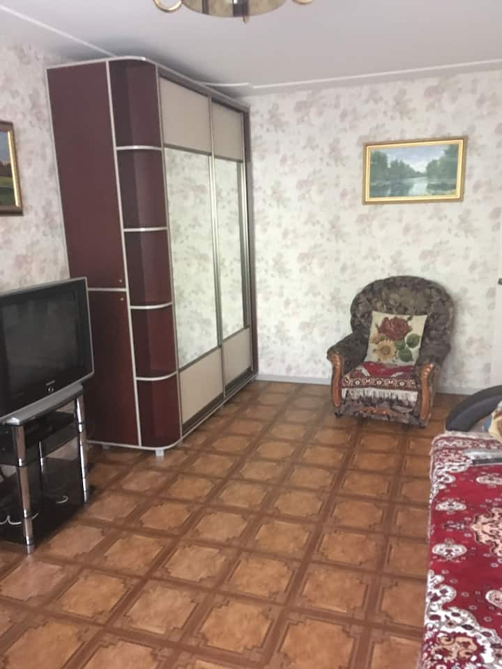 Apartment in Samara. 7 km to stadium Samara Arena