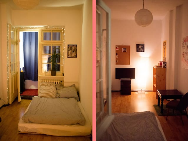 Small but cosy room in the heart of Neukölln