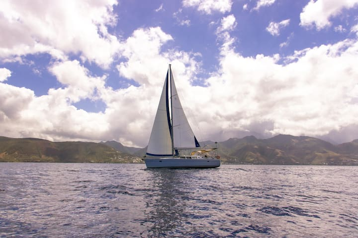 Customizable, all inclusive,  skippered yacht.