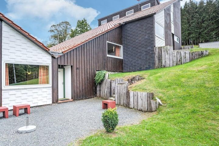 Splendid Holiday Home in Untervalme near Ski Area