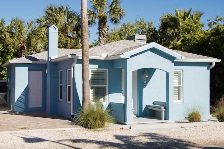 Beach Life Bungalow... entire home is yours!