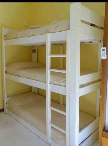 Habitación Triple Nro4. U$ 60