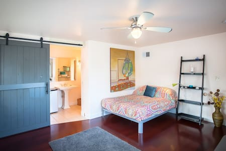 Amazing Suite w/private entry by Liberty Station!
