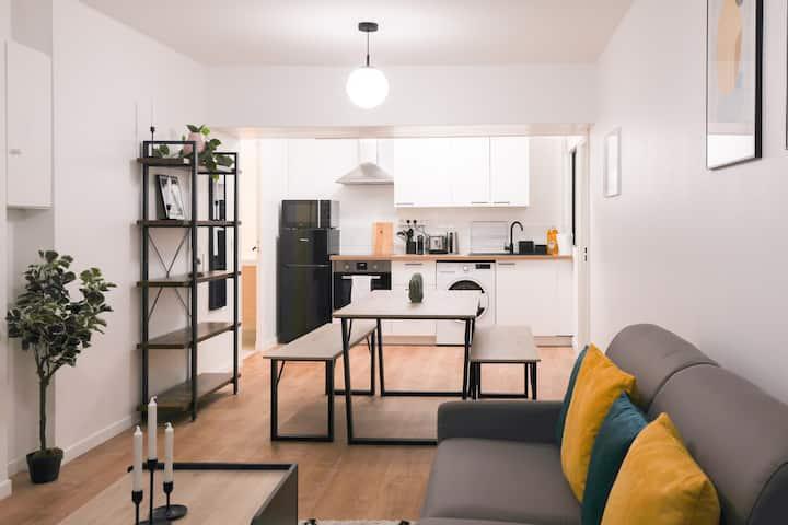 ♥ Nice apartment Parc de la Villette - 4P