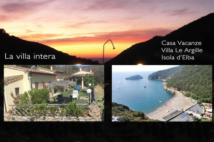Villa Le Argille - Rio Nell'elba - Villa