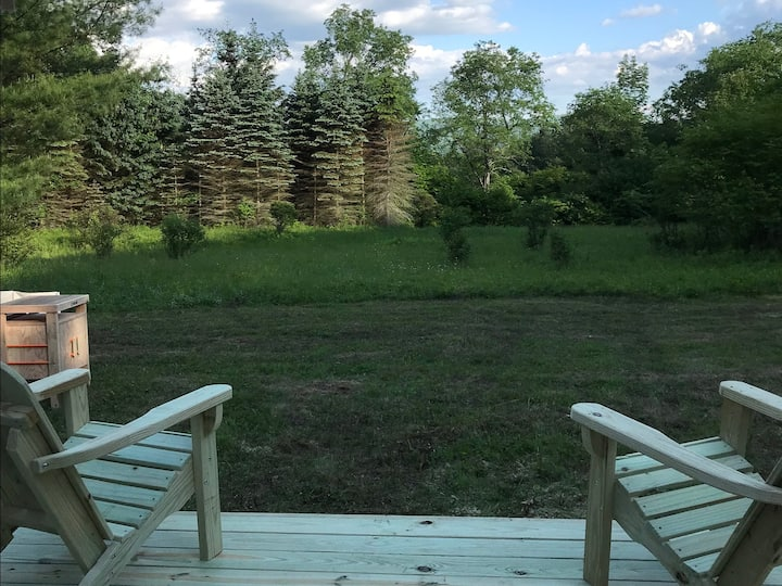 Tentrr Signature Site - Middle Mountain Meadow